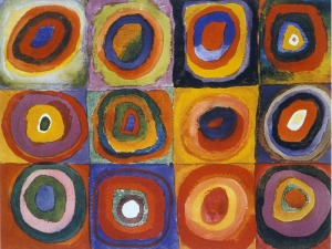 WassilyKandinsky-Squares-with-Concentric-Circles-1913