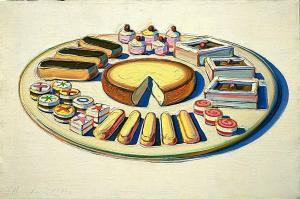 wayne-thiebaud-french-pastries