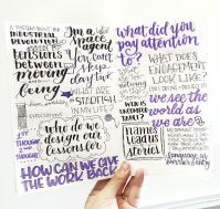 Brush Lettering with Jessica Chung