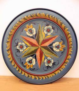 Rosemaling taught by Julie Anderson