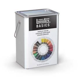 Liquitex Basics Acrylic Tin