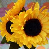 Paper Flower Workshop: Sunflowers