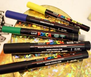 POSCA Acrylic Paint Markers