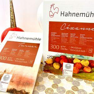 Hahnemuhle Turner & Cezanne