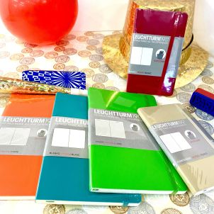 Leuchtturm Soft Cover Notebooks