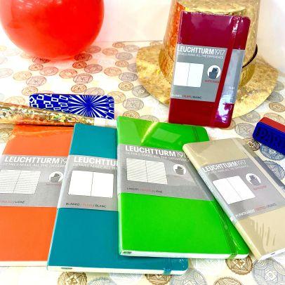 Leuchtturm Soft Cover Notebooks