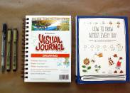 Daily Drawing Pack $39.72