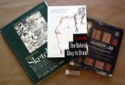 Life Drawing Pack $51.68